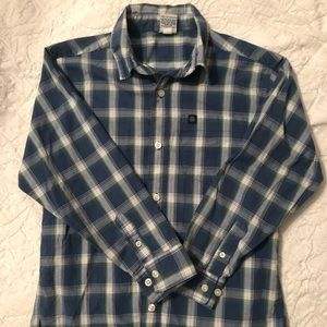 Old Navy Boy's Classic Plaid, sz Med, NWOT, $10
